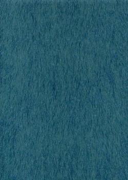 Saiko-shi fibre irisée ton sur ton bleu (53x78)