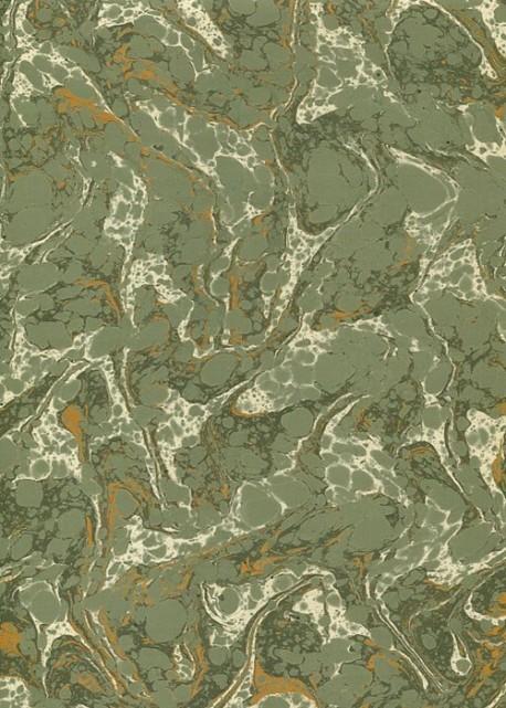 Papier reliure marbré N°04-2 (50x65)