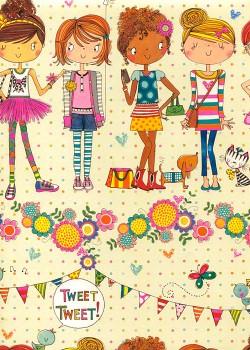 """""""Les filles"""" (50x70)"""
