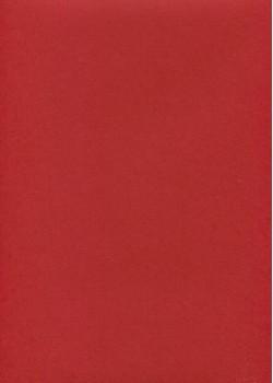 "Effalin ""grain toilé"" rouge vif"