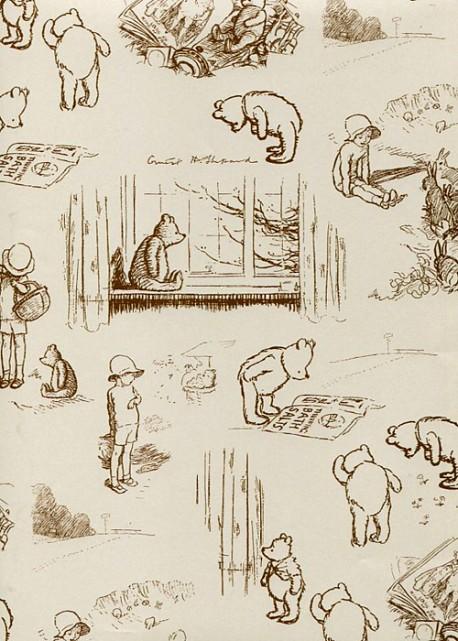 L'ours Edward (50x70)