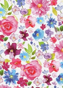 Les fleurs sauvages (50x70)