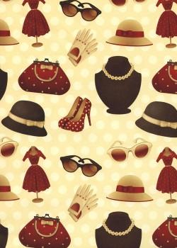 Les articles de mode (50x70)
