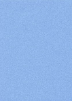 "Papier imitation cuir ""lisse"" bleu clair (50x65)"