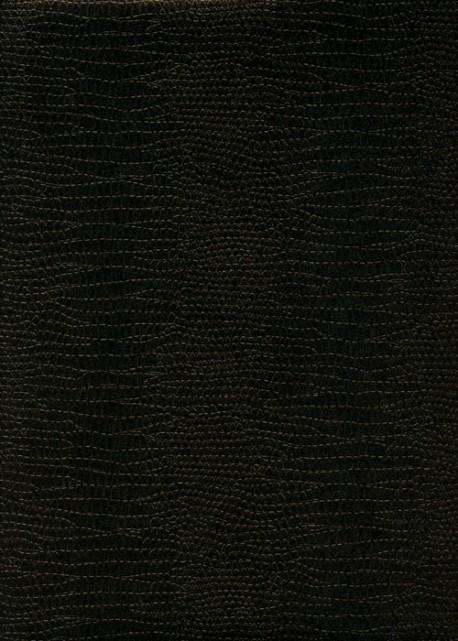 Papier imitation Iguane marron et rouille (65x100)