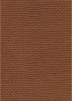 Imitation sisal rouille (56x76)