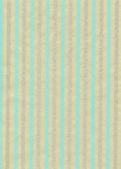 Trio gris turquoise et argent (50x70)