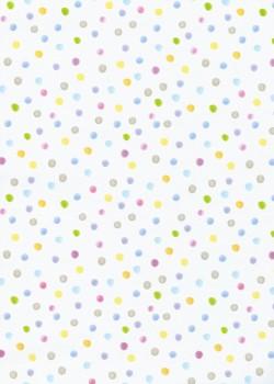 """""""Confettis"""" tons pastels (68x98)"""