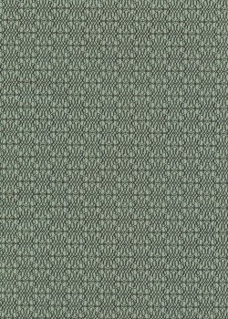 Labyrinthe 2 tons bleu (50x70)