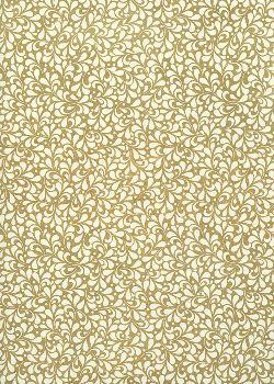 """Feuillage"" doré (70x100)"