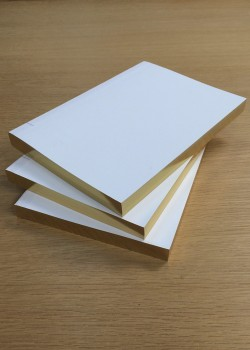 Livre d'or blanc 14,5x21cm (112pages)