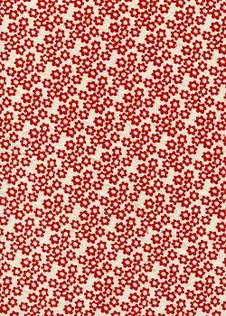 Lokta liberty rouge (50x76)