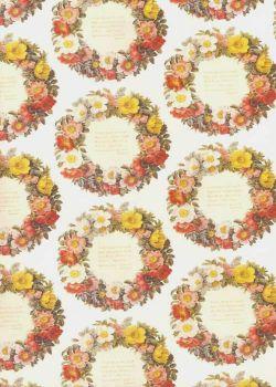 Les couronnes de fleurs (70x100)