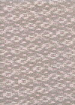 Niagara rose fond gris (50x70)