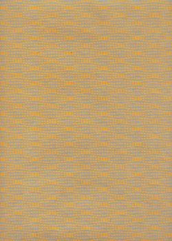 Niagara jaune fond gris (50x70)
