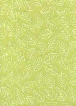 Papier japonais-Reiko les feuilles
