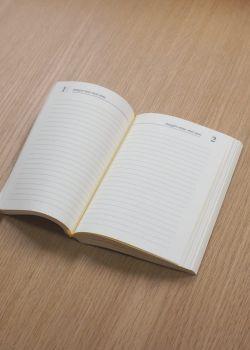 Agenda perpétuel 12x16,3cm (200 pages)