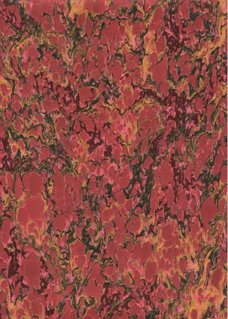 Papier reliure marbré N°01-9 (50x65)
