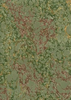 Papier reliure marbré N°01-1 (50x65)