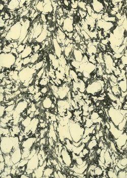 Papier reliure marbré N°01-7 (50x65)
