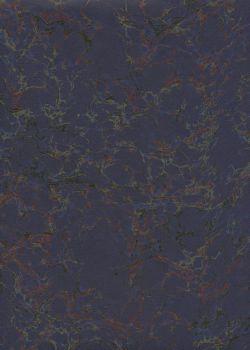 Papier reliure marbré N°02-3 (50x65)