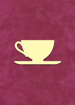 Petite tasse à embosser