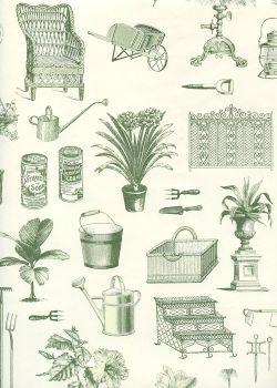 Le jardinage vert (70x100)