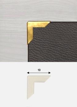 "Angles mini or ""redorés"" (10x10mm)"