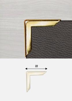 "Angles or ""redorés"" (22x22mm)"