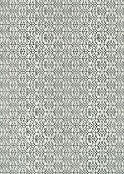 Labyrinthe noir et blanc (50x70)