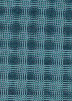 Andalousie turquoise (50x70)