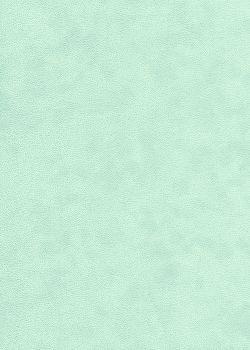 Simili cuir velours Zeste menthe (70x100)