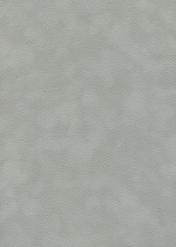 Simili cuir velours Zeste platine (70x100)