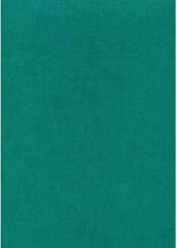 "Simili cuir ""Buffle lisse"" bleu vert (70x100)"