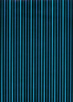 Les rayures ambiance bleue (68x98)