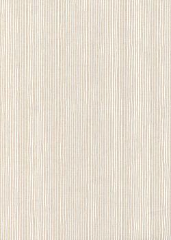 Linéa lin et blanc (50x70)