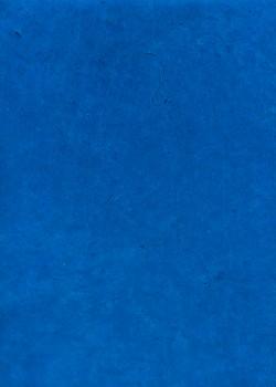 Lokta bleu royal (50x75)