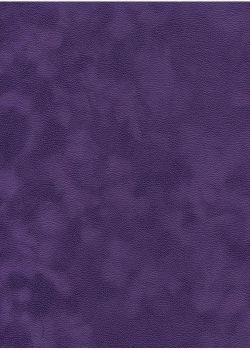 Simili cuir velours Zeste violet (70x100)