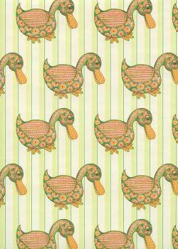 Ribambelle de canards (70x100)