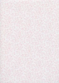 Floral rose pastel (48x100)