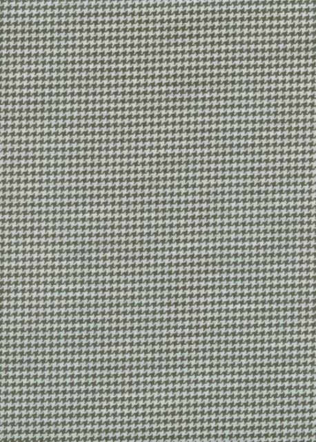 """""""Toile enduite"""" Pied de poule gris anthracite (48x100)"""