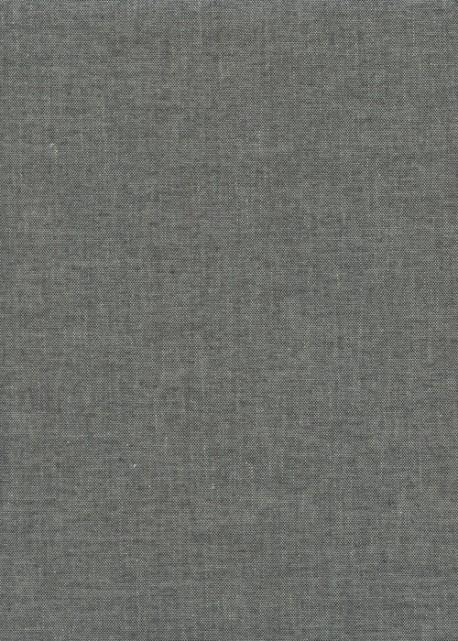 """""""Toile enduite"""" chinée gris anthracite (50x100)"""