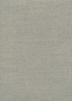"""""""Toile enduite"""" chinée lin (50x100)"""