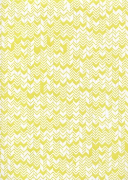 Inca anis et blanc (50x65)