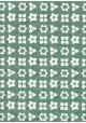 Planche de fleurs stylisées (50x70)