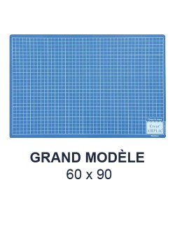 Plaque de coupe GM (60x90)