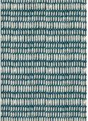 Décors fond bleu canard (50x70)