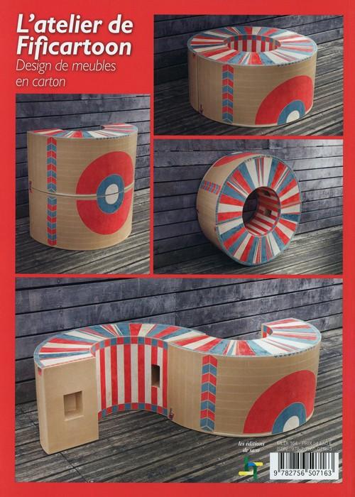design de meubles en carton la th i re de bois. Black Bedroom Furniture Sets. Home Design Ideas