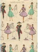 La mode des années 50 (70x100)