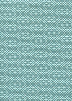 """""""Italica"""" bleu (50x70)"""